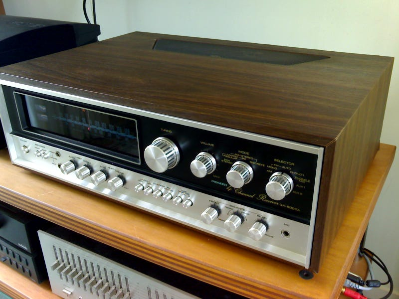 Why Your Dad's 30-Year-Old Stereo System Sounds Better Than Your New One