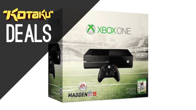 Madden Xbox One Bundle, Neptunia LE, Civ: Beyond Earth [Deals]