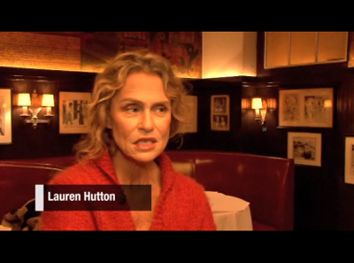Fashion Models Should Speak Aloud More Often (Especially Lauren Hutton)