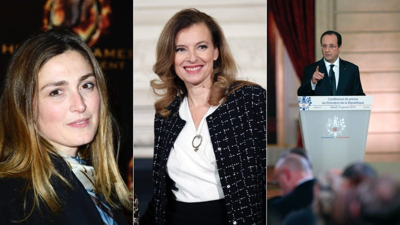 WTF Is Going on in France? A Presidential Love Triangle, Explained