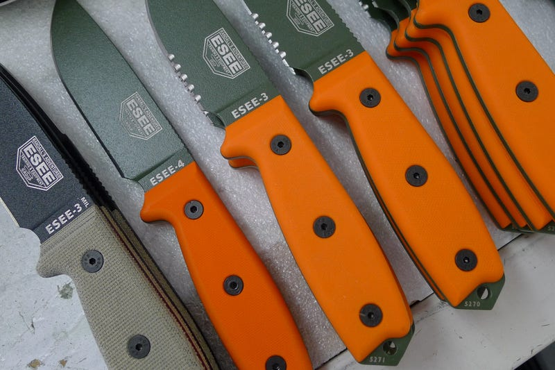 How Survival Knives Are Designed And Manufactured