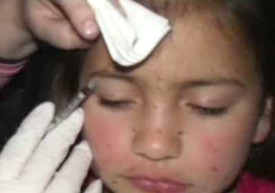 Unapologetic Mother Gives Botox Injections To 8-Year-Old Daughter