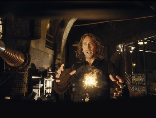 Sorcerer's Apprentice Gallery