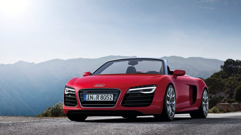 2014 Audi R8: The Über Gallery