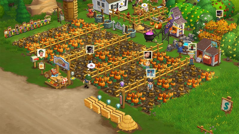 What Facebook is Playing This Week: Farm for the Holidays