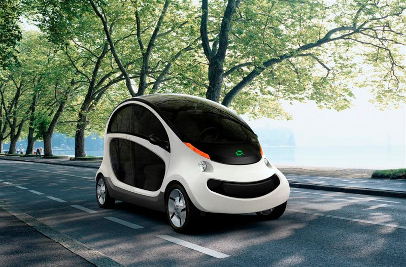 Peapod Mobility Is The New Chrysler GEM Peapod