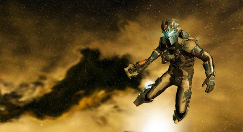 EA Dismisses Fears That Action-Packed Dead Space 2 Won't Be Scary