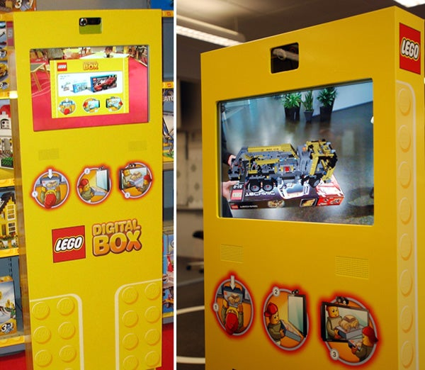 Lego's Digital Box Shows Completed 3D Models With No Construction Needed