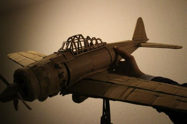 Incredible Japanese Cardboard Creations