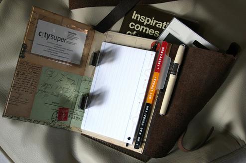 Mind.Depositor Is a DIY GTD Super-Notebook