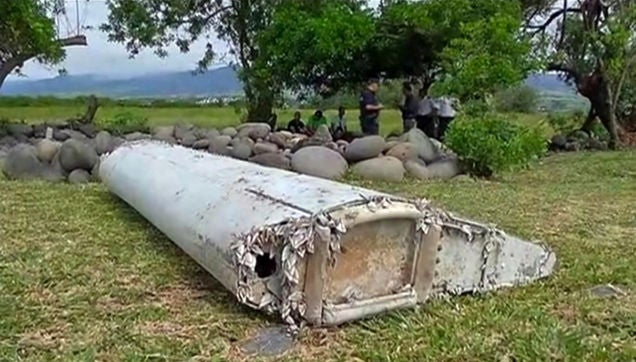The Case of the MH370 Wing Segment Keeps Getting Weirder
