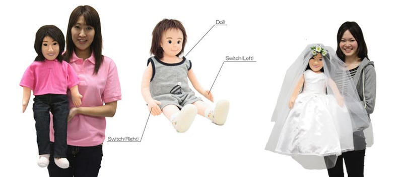 Buy Your Own 'Mini-Me' Robot