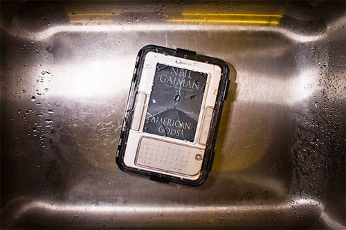Take Your Kindle Swimming With Its First Waterproof Case
