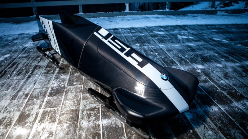 How BMW Finally Built An Olympic Contender (That Isn't A Car)
