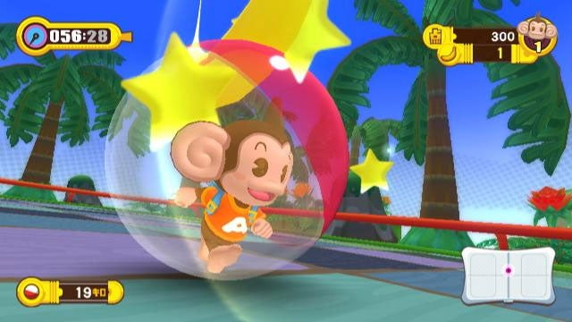 Sega Flings Super Monkey Ball Step & Roll Release Date At Us