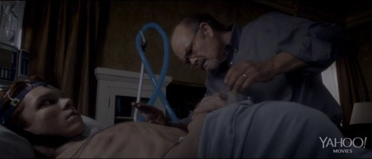 Amityville: The Awakening Trailer Is Really Weird And Gross