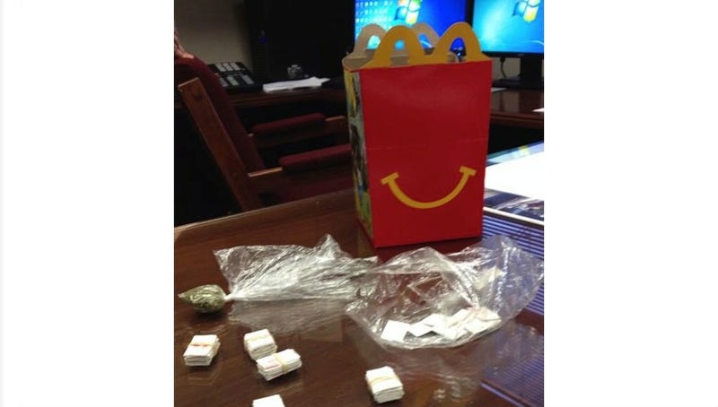 Pittsburgh McDonalds Gave Customers Happy Meals With a Side of Heroin