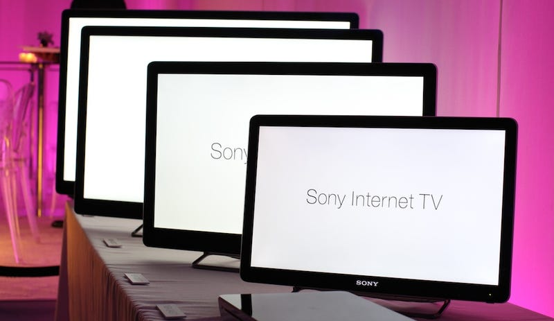 This Is Sony's $1399 Google TV-Powered Internet TV