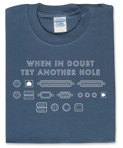 Another Classy Gadget T-Shirt
