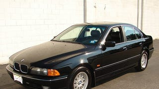 I may just be buying an E39 528i for less than $3k