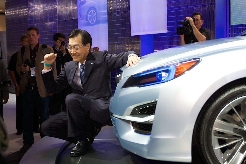Subaru Impreza Concept Life