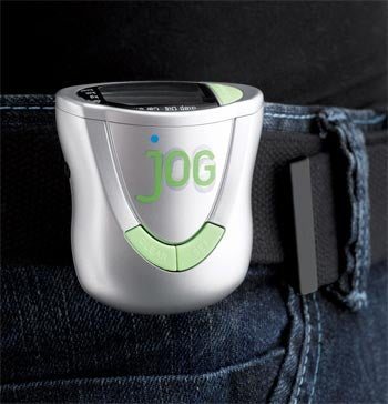 Jogging Controller Adds The Fun Of Jogging To Your Games