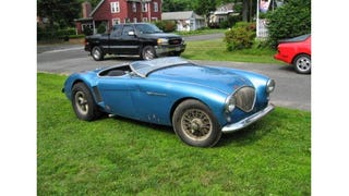 Somebody Put This V8 Austin-Healey Out Of Its Misery...Or Fix It