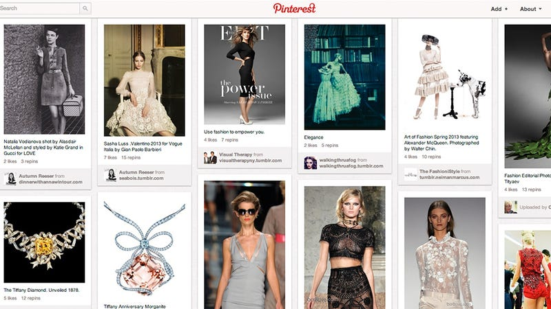 Pinterest Now Tracking and Analyzing Your Pins