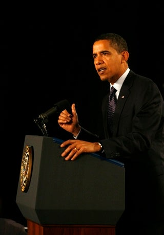 President Obama To Lift Restrictions On Stem Cell Research Funding
