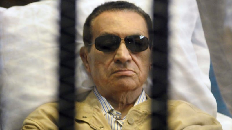 Ousted Egyptian President Hosni Mubarak is Reportedly Clinically Possibly Dead (UPDATED)