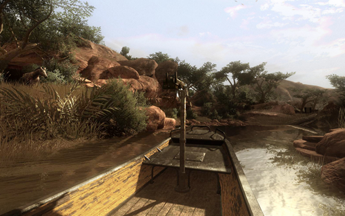 Frankenreview: Far Cry 2 (Xbox 360)