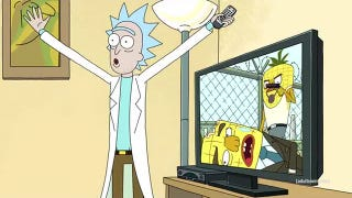 Stop What You're Doing and Watch <em>Rick and Morty</em>