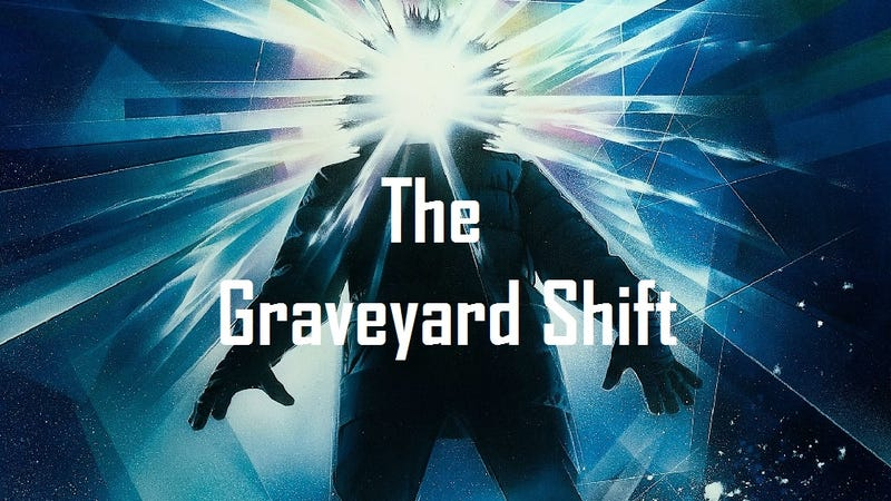 The Sign-Off Graveyard Shift - The Horror!