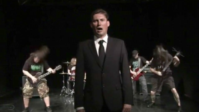 Politician's New Ad Reaches Out to Death-Metal Voters