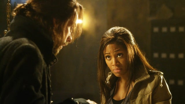 This Week, Sleepy Hollow Gets a Batcave!