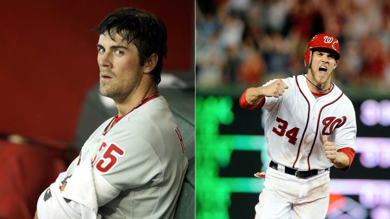 "Nats GM Says ""Fake-Tough"" Cole Hamels ""Doesn't Know Who He's Dealing With"""