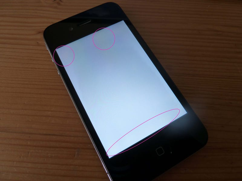 iPhone Tint Problem Gallery 1