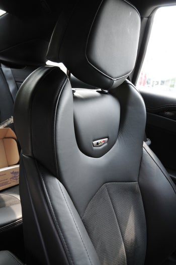 Gallery: 2011 Cadillac CTS-V Coupe: First Drive
