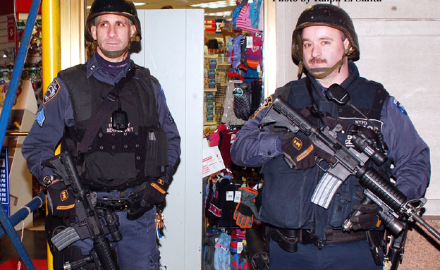 NYPD Sharp Shooters May Get Cameras on their Guns
