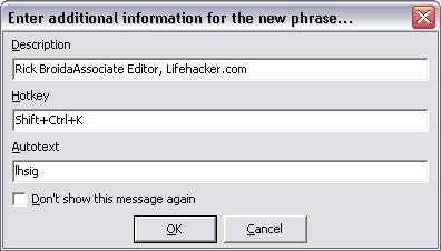 Download of the Day: PhraseExpress (Windows)
