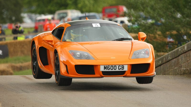 This Is A Flying Noble M600