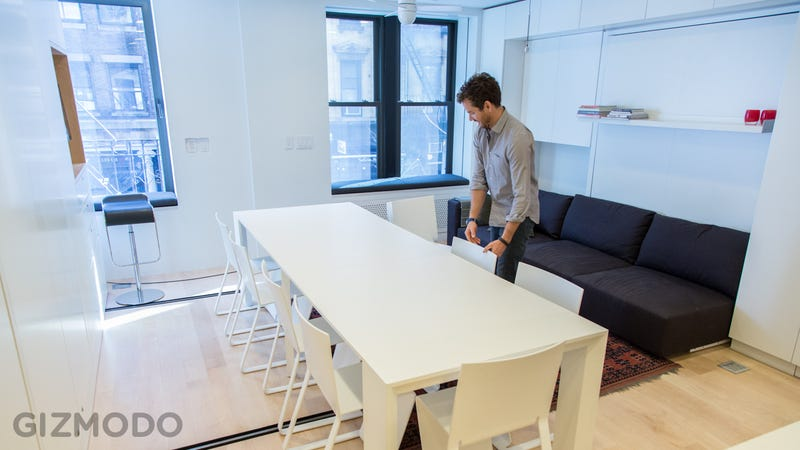 Gallery: Life Edited Apartment - Dining Room