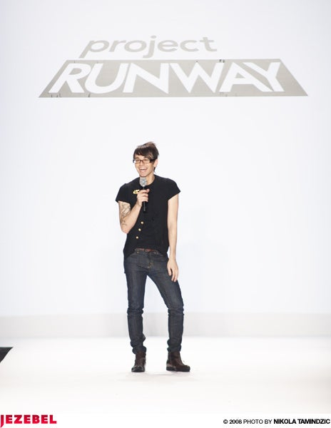 Project Runway Finale — Christian Siriano