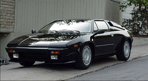"Ten Quick ""Facts"" About The Lamborghini Jalpa"