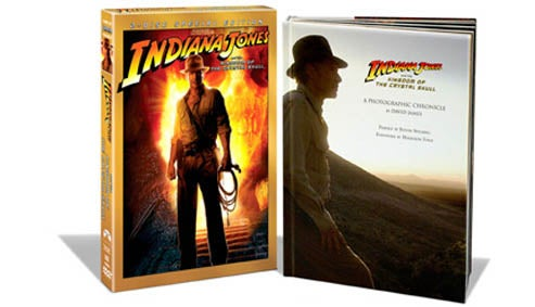 Indy 4 Blu-Ray Comes With 5 Different Retail Packages, Still Hurts Me Inside