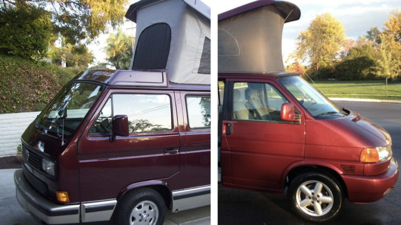 Used Car Face Off: Looks Like We Got Ourselves A Van-Off!