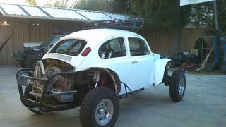 The Baja bug to end all Baja bugs?