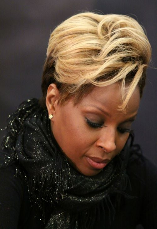 Mary J. Blige Hits Husband; Courtney Love Says She's A Good Mom