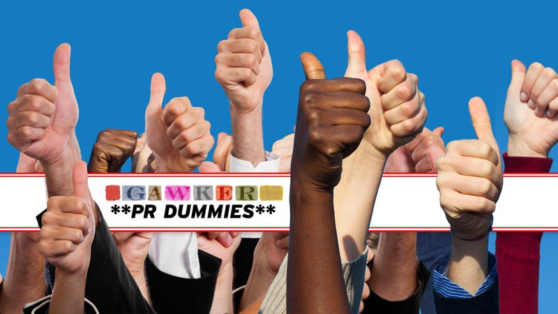 PR Dummies: 'Start Using Social Media!'