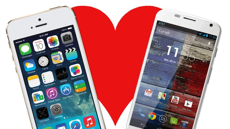 How to Use Android and iOS Together